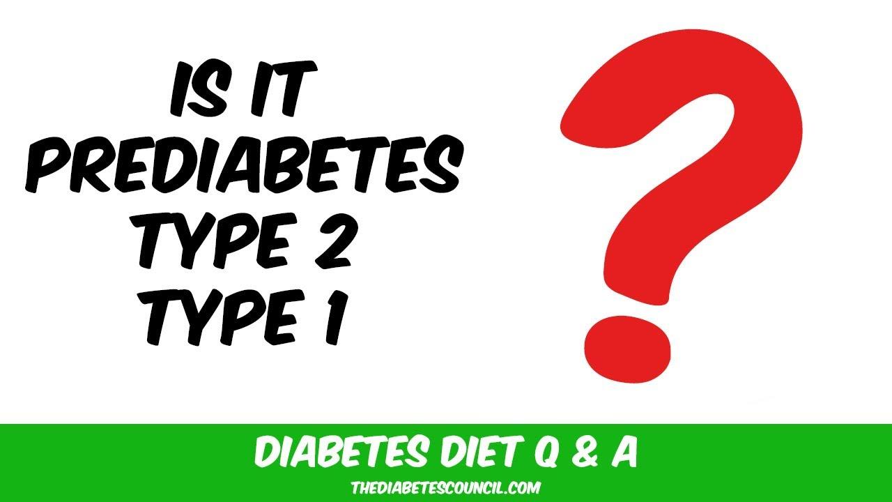 how to beat pre diabetes