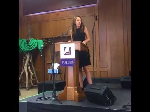 Ally Kern Preaching at Fuller Theological Seminary: The Exile of Abuse