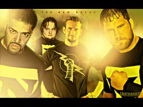 WWE Themes - CM Punk & Nexus Mash Up