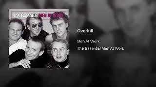 Men At Work- Overkill