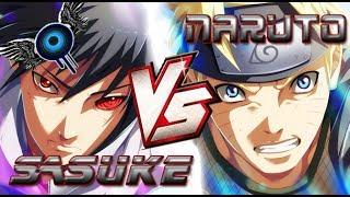 Naruto vs Sasuke | Batallas de Rap | Ivangel Music ft Kinox