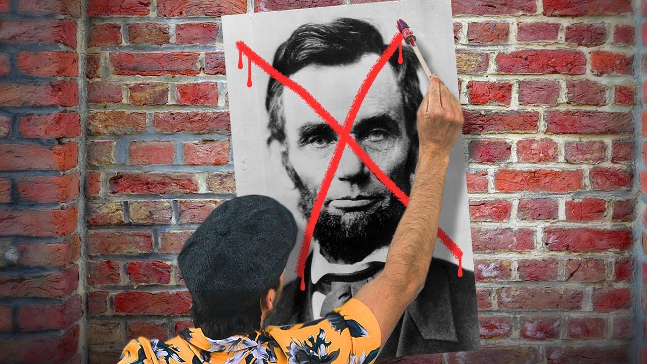 INSANE: California High School DUMPS Abraham Lincoln As Its Namesake