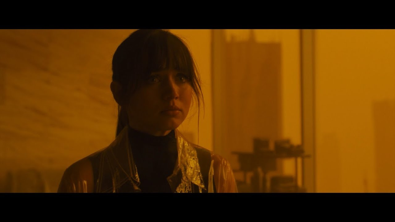 Blade Runner 2049 Joi Death Scene Youtube