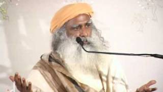 What is our role here; what governs life before and after death? Sadhguru