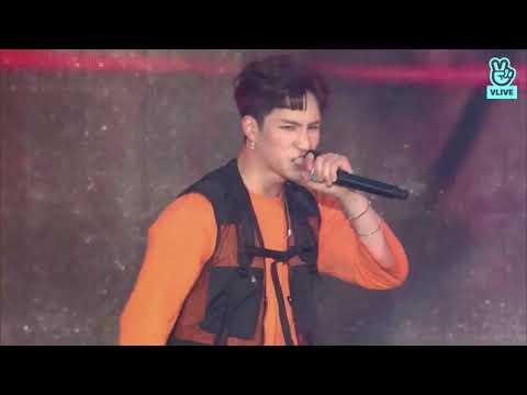 24K 투포케이 2018 DREAM CONCERT (2018 드림콘서트) - Bonnie & Clyde Vlive performance