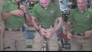 Flat Earth - More NASA ISS Wire Drama! New.