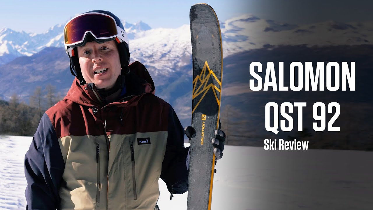 Salomon QST 92 2020 Snow+Rock Ski Review