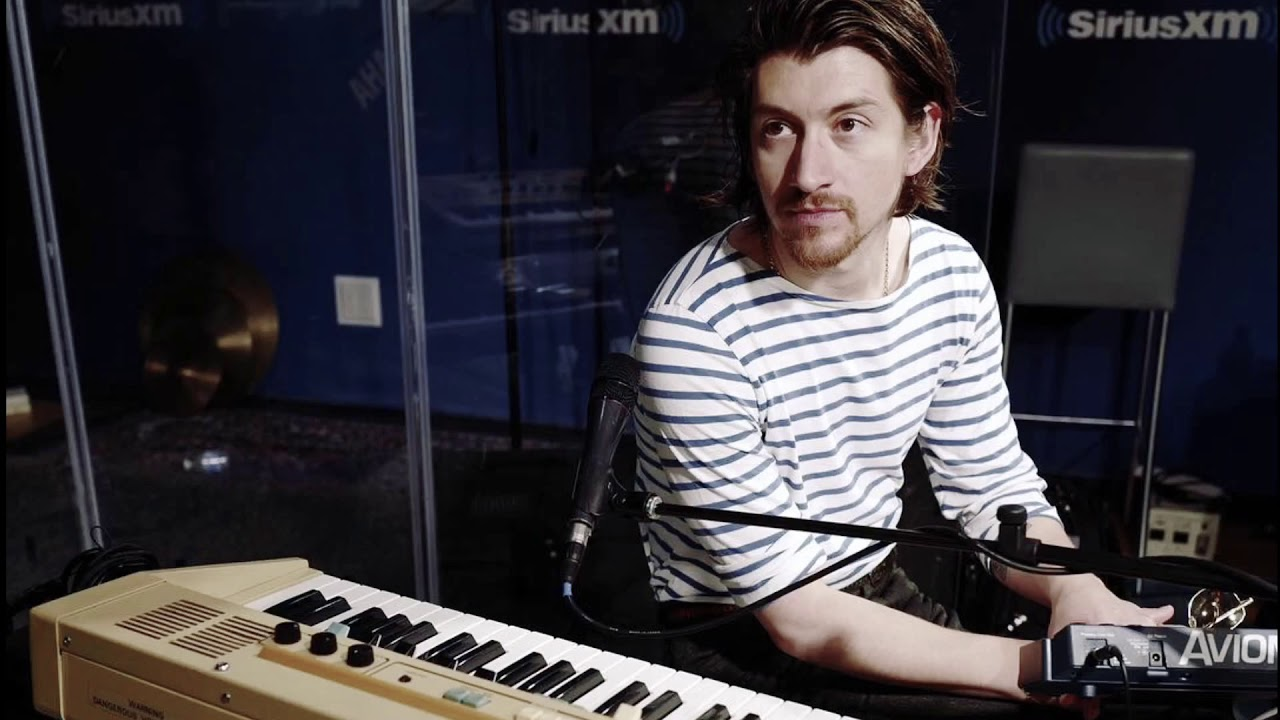 Arctic Monkeys - American Sports live at SiriusXM