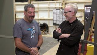 Adam Savage Meets the Expanse's Stunt Coordinator!