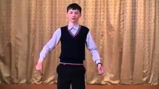 Е. Євтушенко «Казка про російської іграшці» . Виконавець Шарафутдинов Еміль