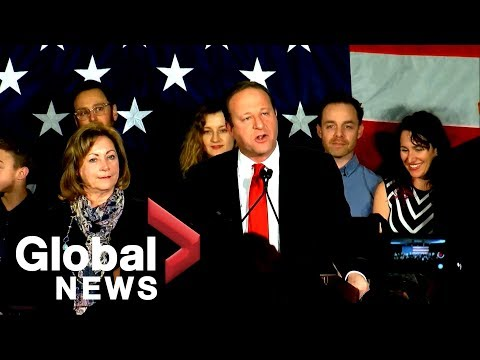 Midterm Elections: Jared Polis becomes first openly gay male governor in the U.S.
