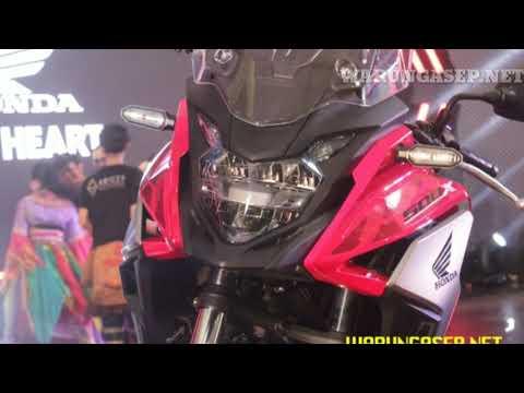 HARGA MOGE HONDA 500CC 2019 DI INDONESIA | CB500X, CB500F, CBR500R DAN REBEL