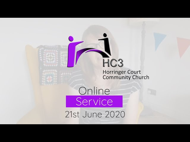 HC3 Online - 21st June 2020 - Father's Day