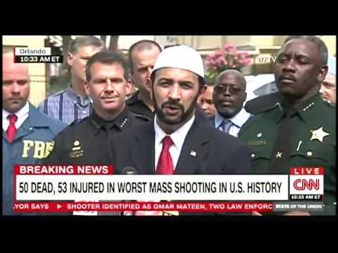 Muhammad Musri of Islamic Society of Central Florida