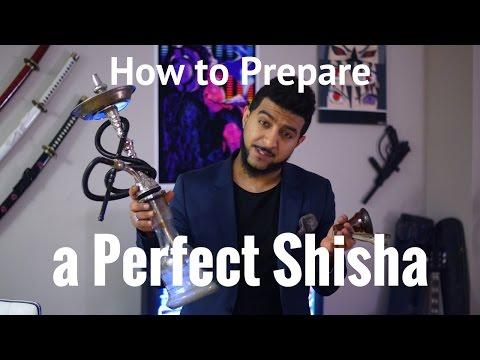 How to Prepare a Perfect Shisha
