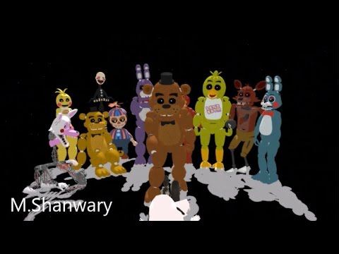 Five Nights At Freddy's 4 - КАК ПОЯВИЛСЯ SPRING FREDDY