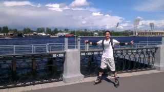 Bên bờ sông Nêva Saint Petersburg