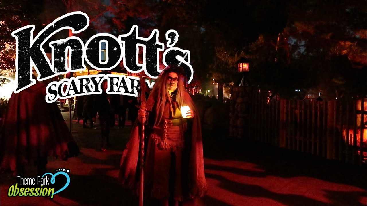Knott's Scary Farm Grand Opening 2021! Returning to the Fog