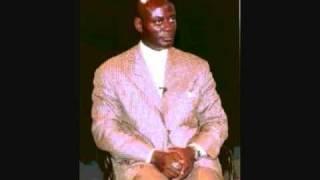 Dr. Khalid Abdul Muhammad - His Last Lecture - Last Speech