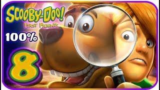 Scooby-Doo! First Frights Walkthrough Part 8 | 100% Episode 2 (Wii, PS2) Boss Battle