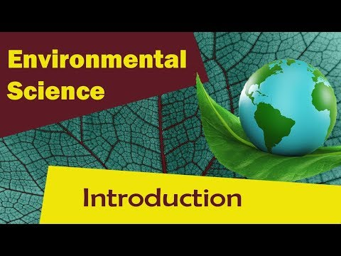 Ecosystem | Introduction To An Ecosystem | -  Environmental Science