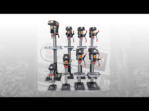 Download Video Unboxing Review Test Bench Pillar Drill