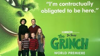 DREAM TRIP SURPRISE / meeting the REAL GRINCH