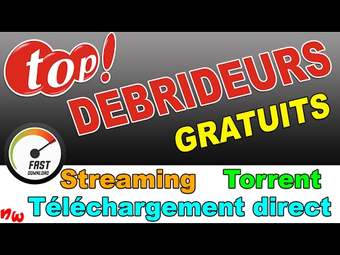 GRATUIT TÉLÉCHARGER DEBRIDEUR UPTOBOX