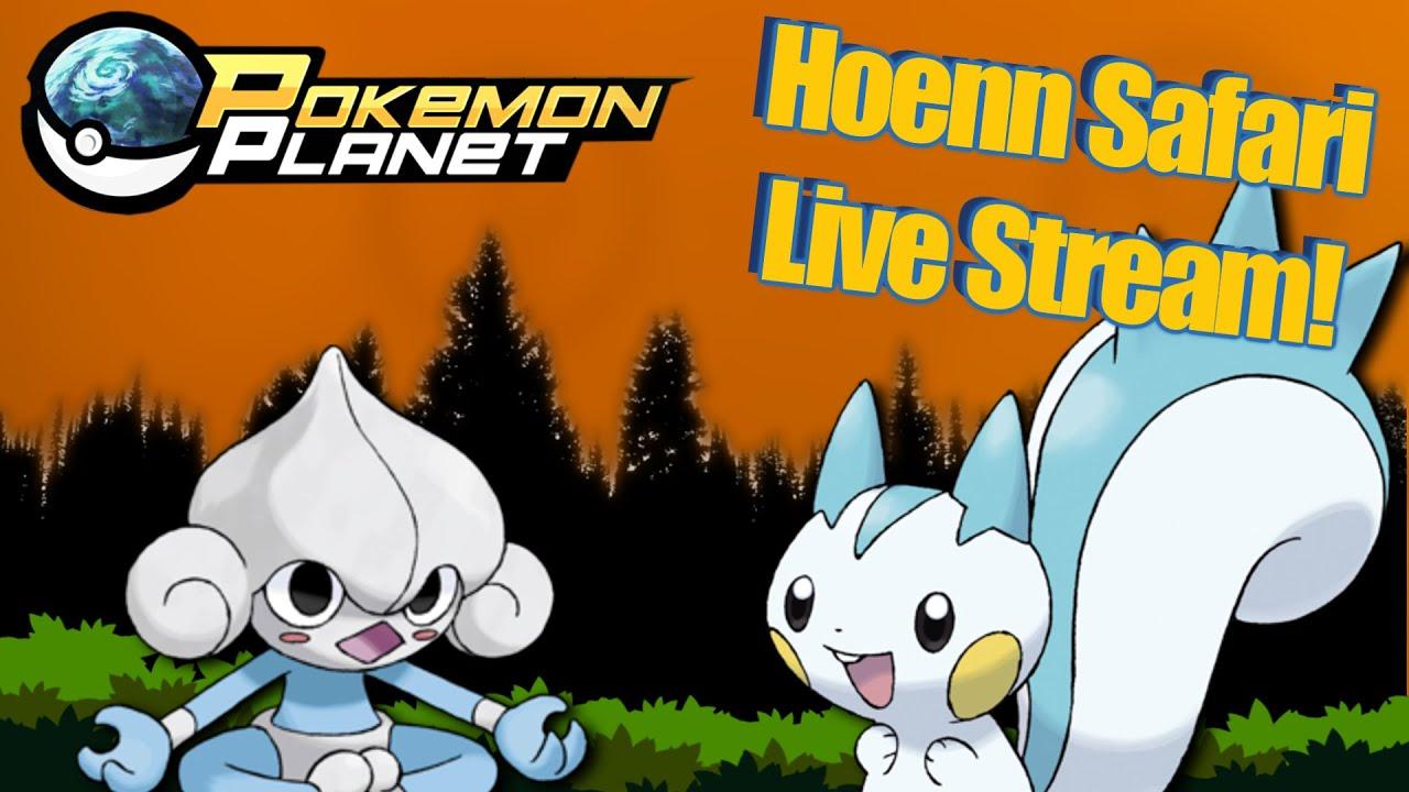 Pokemon Online Stream