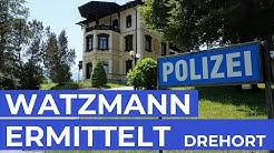 WATZMANN ERMITTELT   Drehort Polizeirevier Berchtesgaden