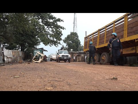 Deteriorating humanitarian conditions in Central African Republic (CAR)
