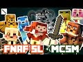 Let's Play CIRCUS BABY! FULL FNAF Sister Location Theme Minecraft Story Mode