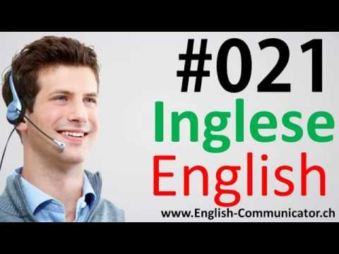#21 Inglese English  colloquiale colloquiale Colon virgola Comune commoratio comparativa