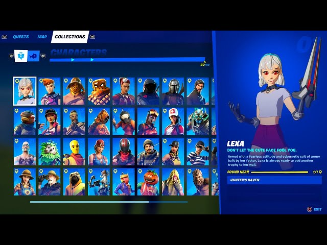 How to Unlock All 40 Bosses & NPC Character Locations in Fortnite Chapter 2 Season 5