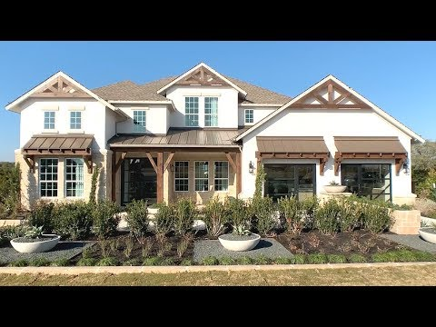 Home For Sale Austin | Belterra | New | 3690 SF | 4-6 Beds | 4-5 Baths