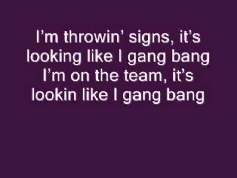 Wiz Khalifa Feat Big Sean Gang Bang Lyrics