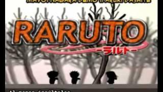 Raruto - No seas un marginado infantil - Doblado