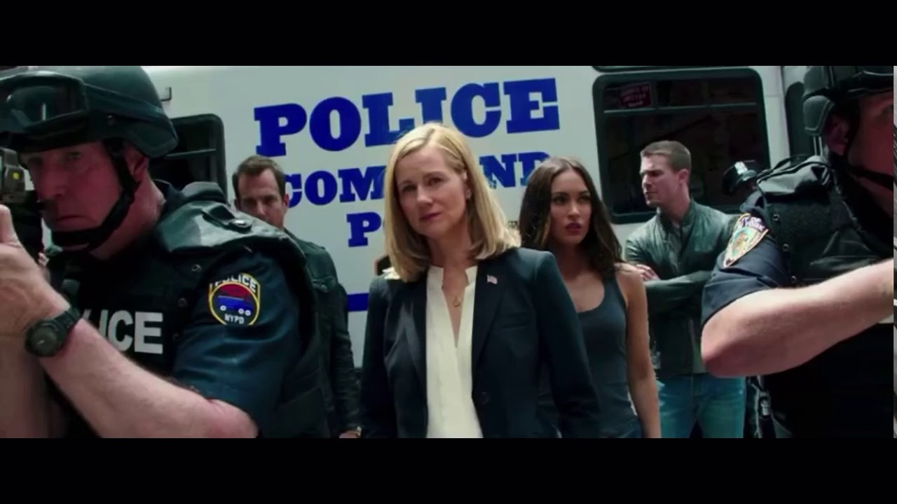 Download Teenage Mutant Ninja Turtles Out Of The Shadows: Police Trusting The Turtles