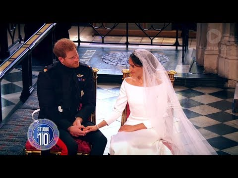 Prince Harry & Meghan Markle's royal wedding 2018
