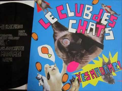 Le Club Des Chats - Master Of Toadstool