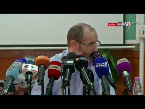 عبد الرزاق مقري: ضباط المؤسسة العسكرية يعلمون أن الجزائر تعيش أزمة اقتصادية  - نشر قبل 16 ساعة