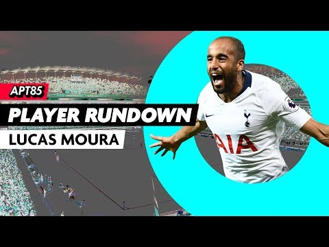 Lucas Moura - Tottenham - The Player Rundown