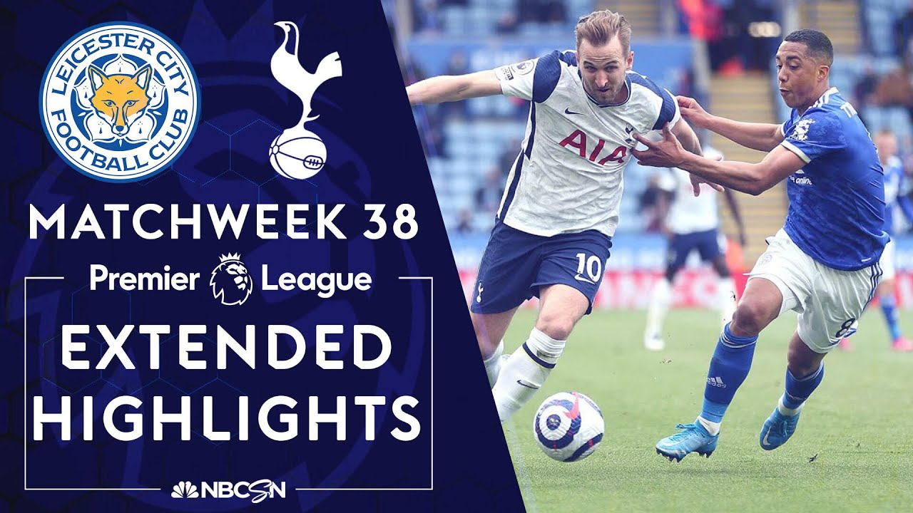 Download Leicester City v. Tottenham | PREMIER LEAGUE HIGHLIGHTS | 5/23/2021 | NBC Sports