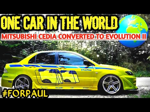 One Car In The World | Tribute To Paul Walker | Modified Cars | Project Paul