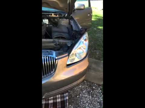 Buick Lucerne 2006 Headlight Embly Replacement
