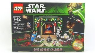 LELEGO Star Wars - Calendario de Adviento (75184)