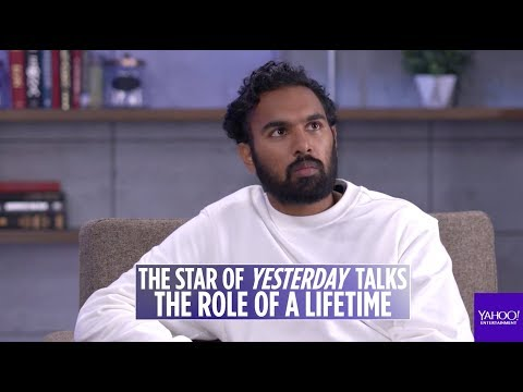 Why Himesh Patel Auditioned For 'Yesterday' With A Coldplay Song And How Prepared For The Role