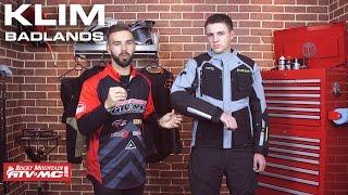 Klim Badlands ADV/Dual Sport Jacket
