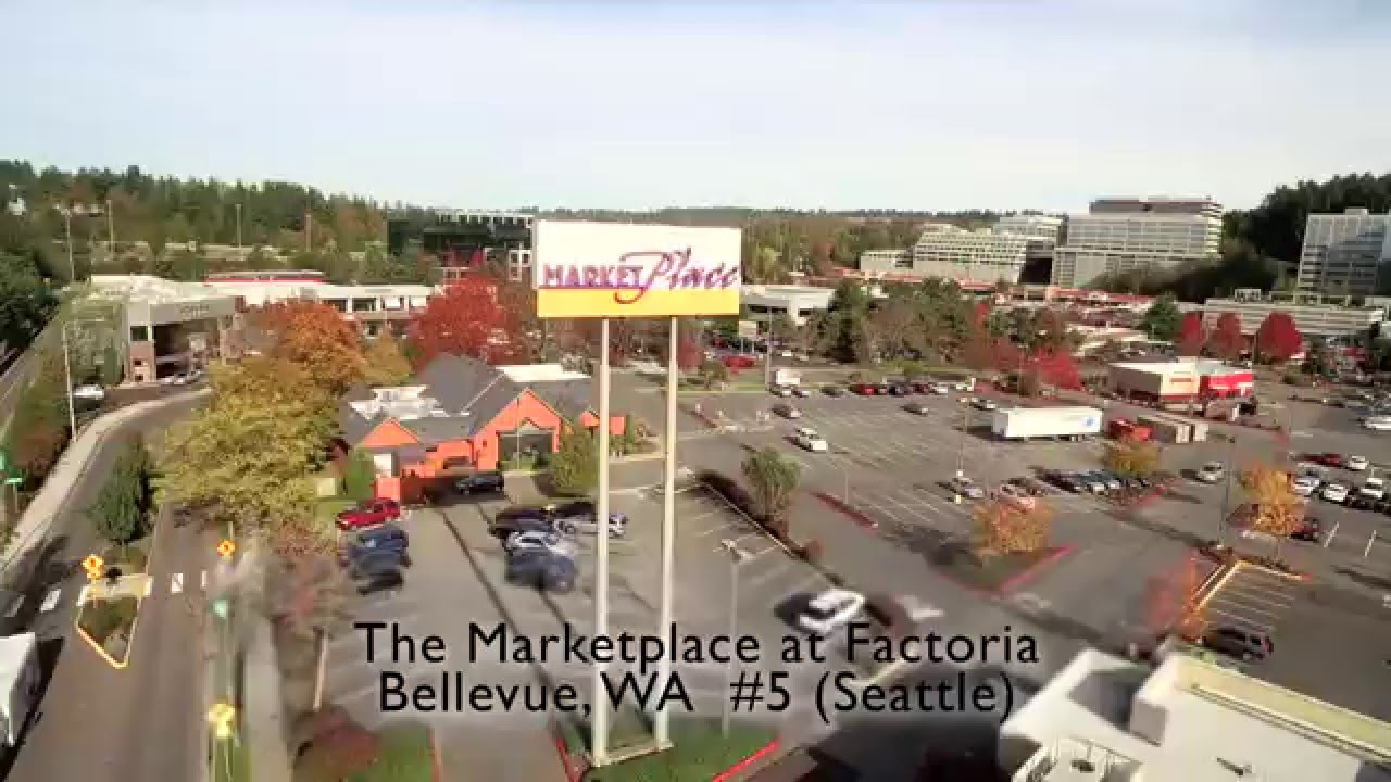 Kimco's Marketplace @ Factoria - Bellevue, WA