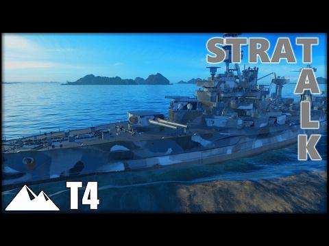 WYOMING, Strategie Gespräch - World of Warships | [Tutorial] [Ger] [60fps]